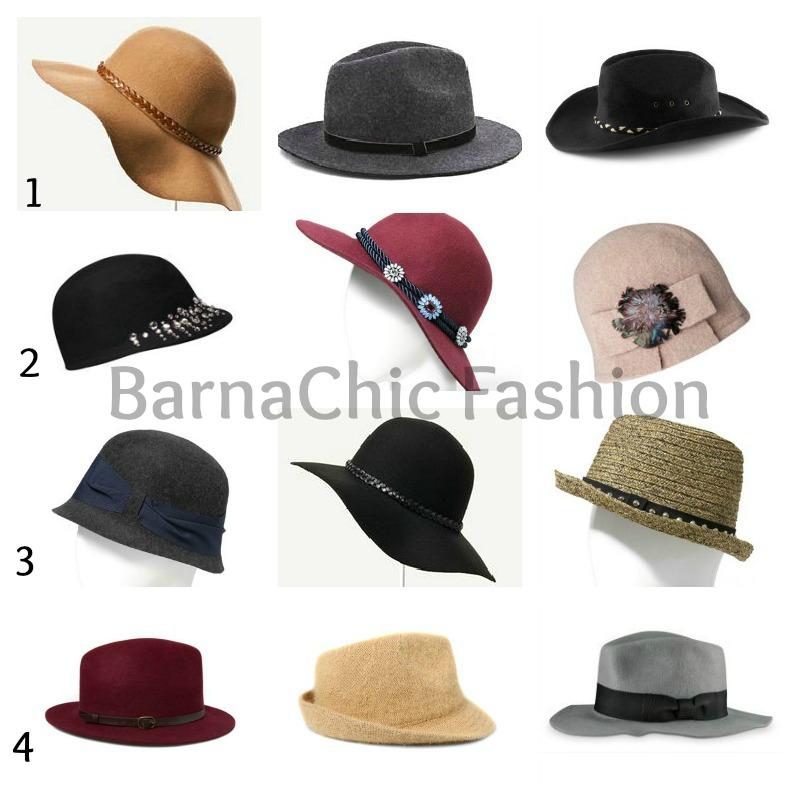 8fc10ba78a34 Ponte el sombrero también en invierno - BarnaChic