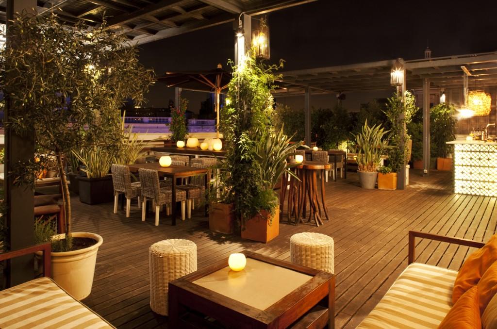 Abierta la terraza m s cool de barcelona visit up del - Terrazas de barcelona ...
