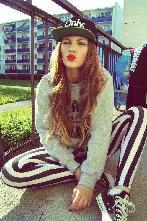 Hipster Fashion Girls 2013 Moda hipster pa...