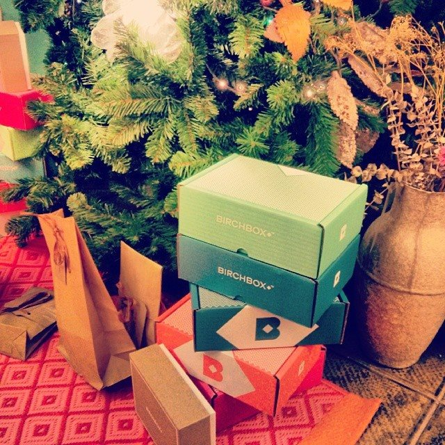 Birchbox-Navidad