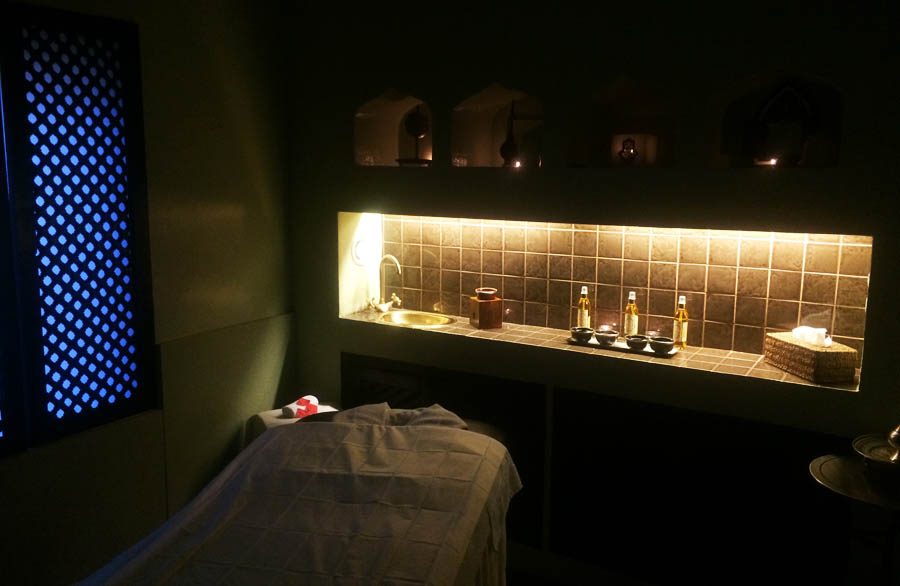 rituels orient barcelona - masaje