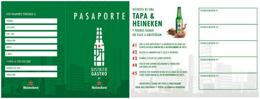 Pasaporte-Heineken
