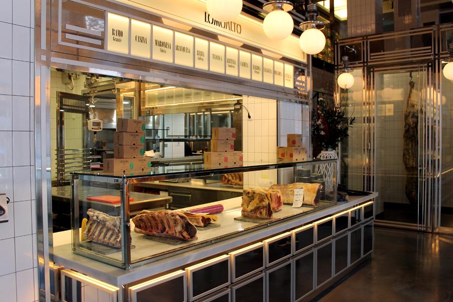 Restaurante lomo bajo barcelona barnachic - Restaurante adrede ...