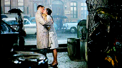 Breakfast at Tiffany's & trench
