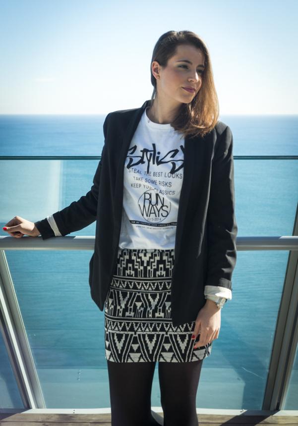 S Moda BarnaChic beauty blogger