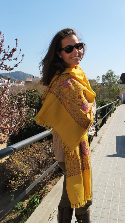 fular-amarillo-Kashmir-4