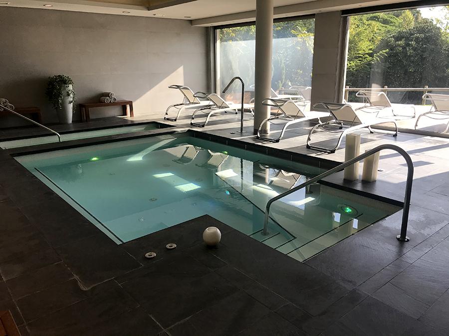 piscina hotel santa marta