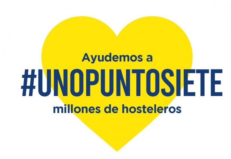 Campaña solidaria #Unopuntosiete