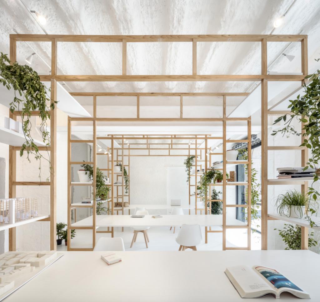 El replanteamiento del diseño en la 'nueva' oficina