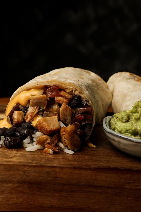 Bang Bang Burrito- El Veggilicious